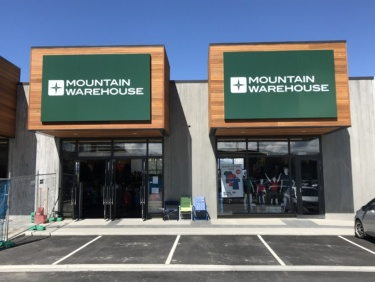 Mountain Warehouse Store, Queenstown