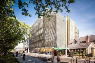 University of Otago's Christchurch Campus Redevelopment