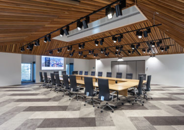 University of Canterbury Matariki Building Interior
